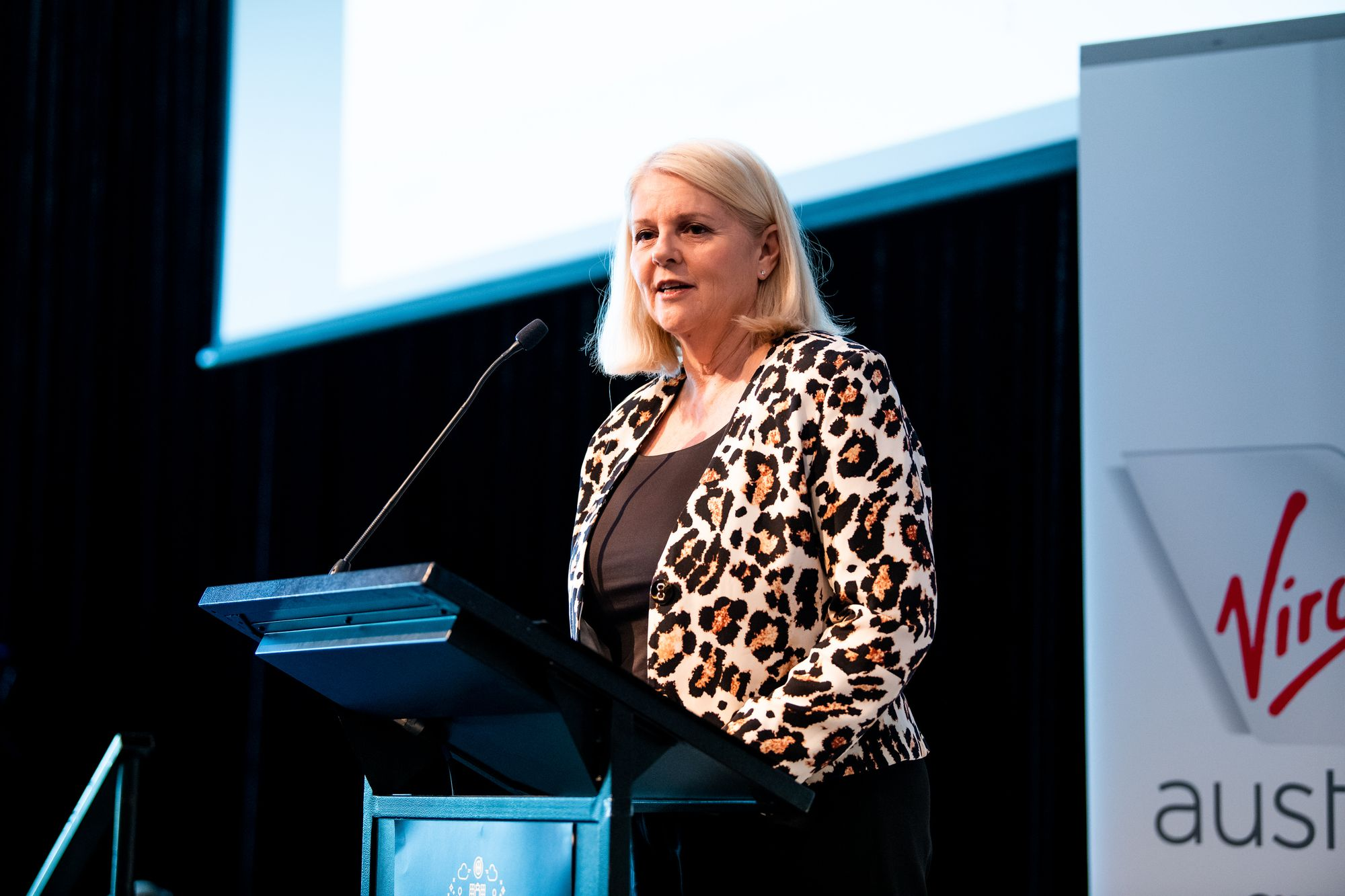 The Hon. Karen Andrews, MP, Minister for Industry, Science and Technology, Virgin Australia National Innovation Games, Gold Coast