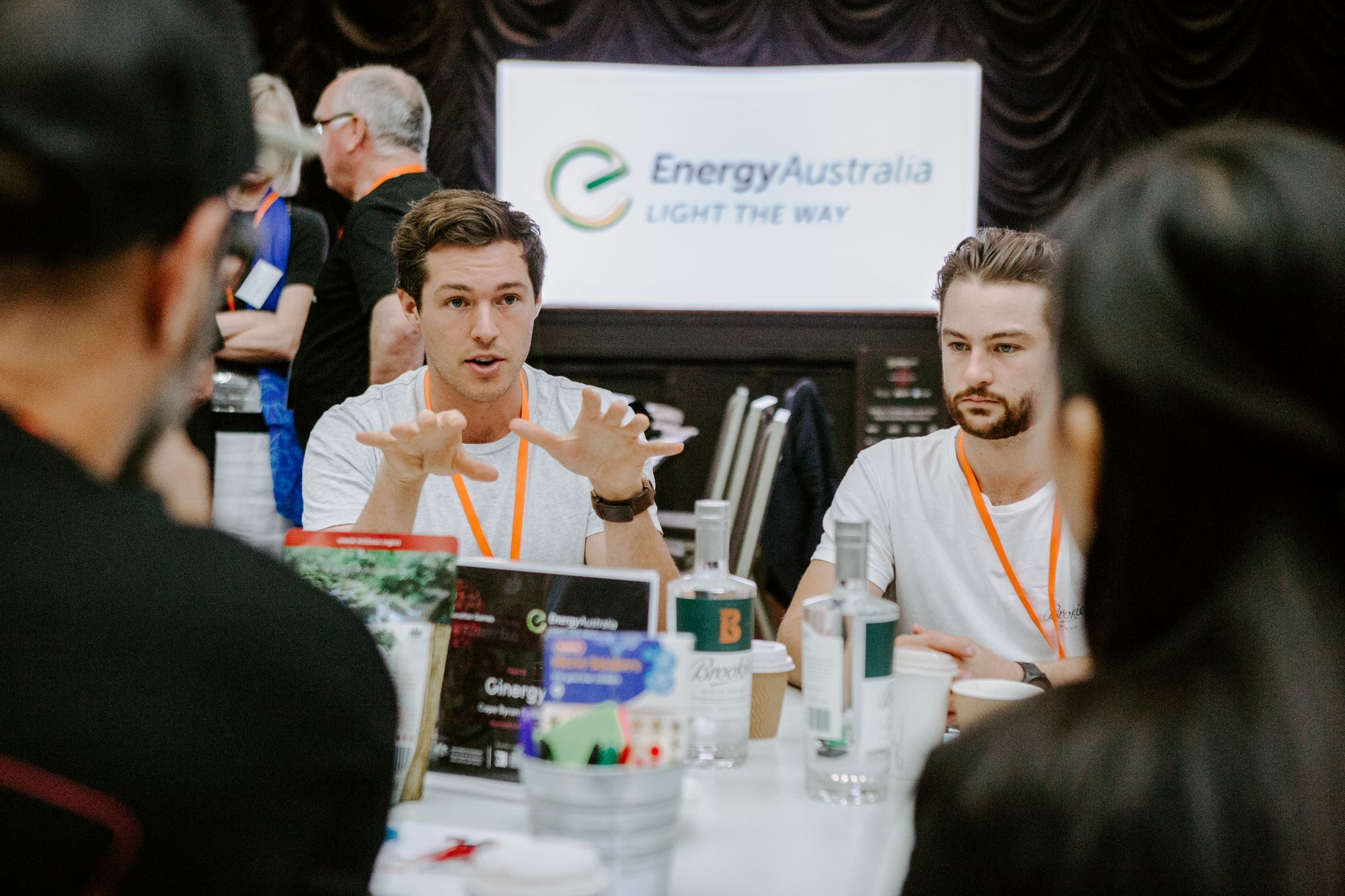 Team innovation. 2019 EnergyAustralia National Innovation Games for Lismore