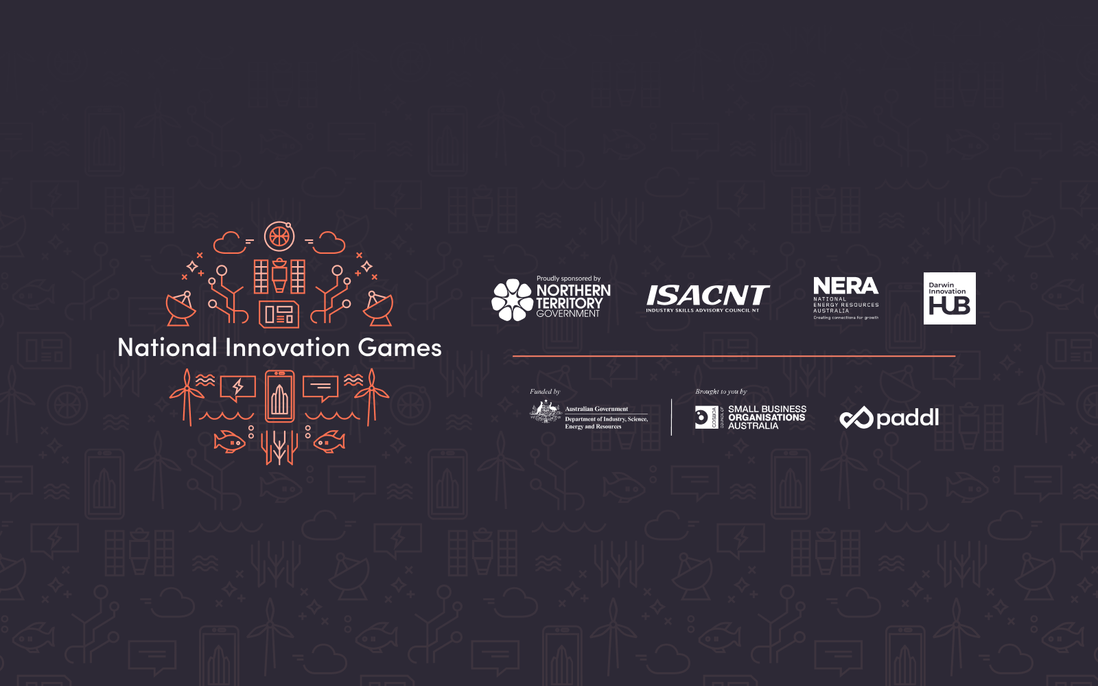 Northern Territory National Innovation Games Identity